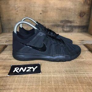 Nike Free TR 6 Triple Black